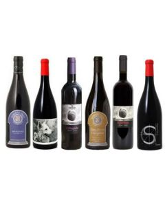 Sulphite Free Mixed Big Red Wine Case 9