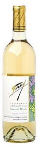 Frey Natural White sulphite free wine