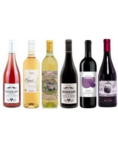 Sulphite Free Mixed Wine Case 6f