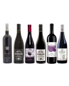 Sulphite Free Mixed Red Wine Case 14a