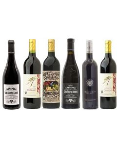 Sulphite Free Mixed Red Wine Case 18d