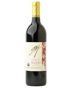 Frey Natural Red sulphite free wine