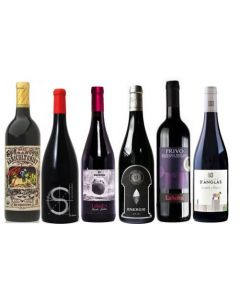 Sulphite Free Mixed Red Wine Case 9