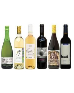 Sulphite Free Mixed Wine Case - 2