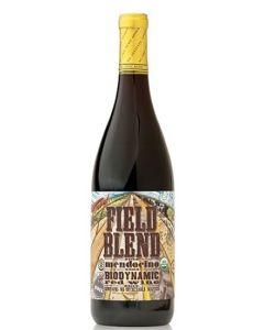 Frey Biodynamic Field Blend sulphite free wine