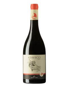 Moncaro Atavico Rosso Piceno no added sulphite wine