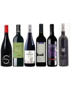 Sulphite Free Mixed Red Wine Case (2)