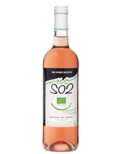 Domaine Mayrac NO SO2 Rose sulphite free wine