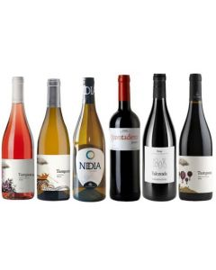Low Sulphite Spain Mixed Wine Taster Case