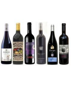 Sulphite Free Mixed Red Wine Case