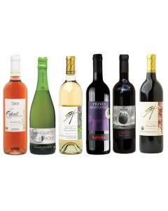 Sulphite Free Mixed Wine Taster Case (2)