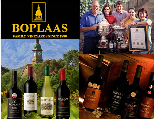 Boplaas family winery